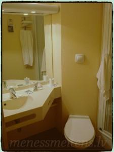 Vannas istaba...