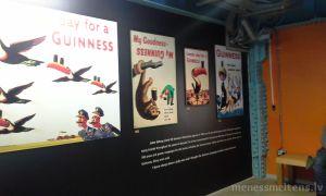 """Populārākajās no Guinness reklāmām ir redzams putns, kuru latviski sauc par Piparēdi (Toucan). Diemžēl oficiālas informācijas nav, bet stāsta, ka to piedāvāja kā simbolu vārdu spēles dēļ. Ginesa alus sauklis ir - Guinness is good for you. Bet iepriekš bija """"Guinness a day is good for you"""", bet tātad divas kanniņas ginesa, būs vēl labāk, nekā viena. Respektīvi Toucan tikai tādēļ, ka atgādina Two Can. :)"""